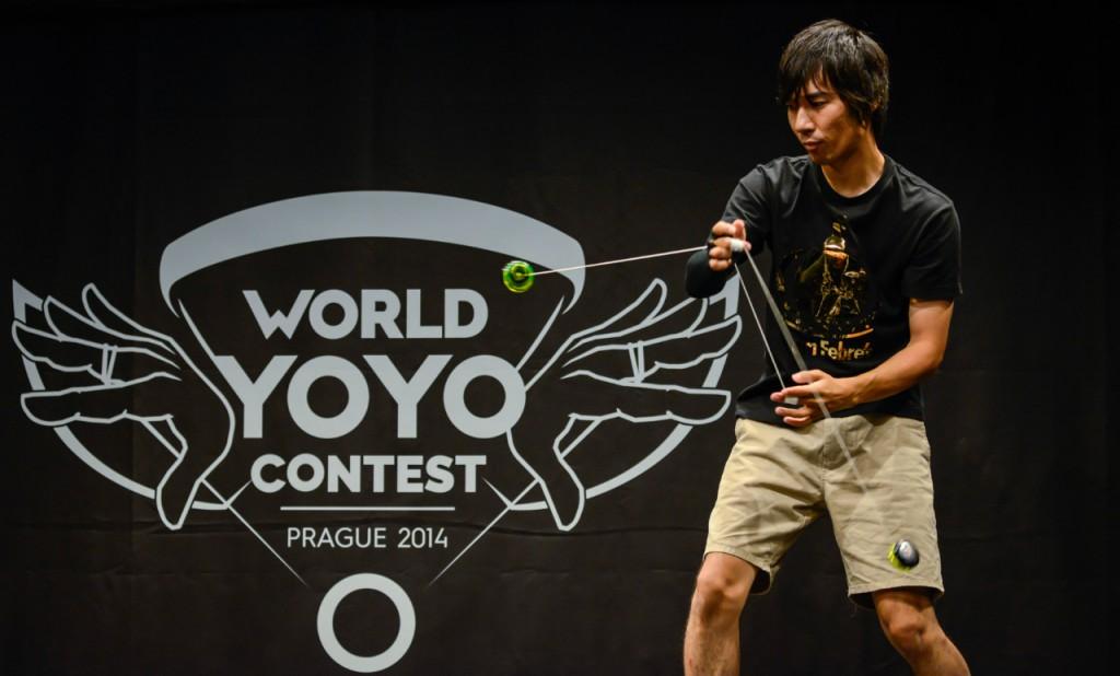 2A World Yo-Yo Champion Takuma Yamamoto